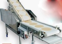 Semi Automatic Chapati Making Machine 1000 ch/hr
