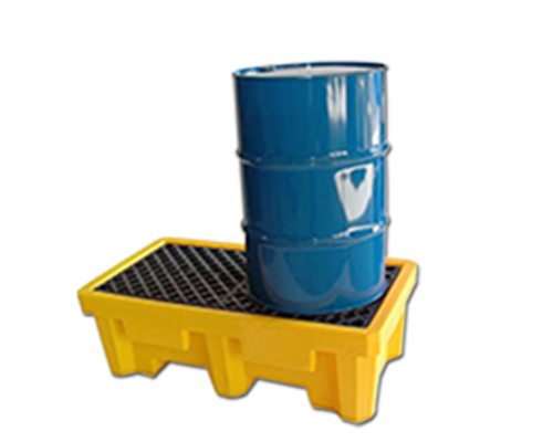 ROTO MOLDED SPILLAGE PALLET