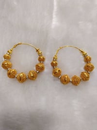 Party Wear Galam Earring