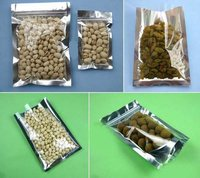 Flexible packaging for dry fruits