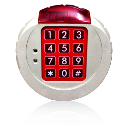 Programmable LED Lock
