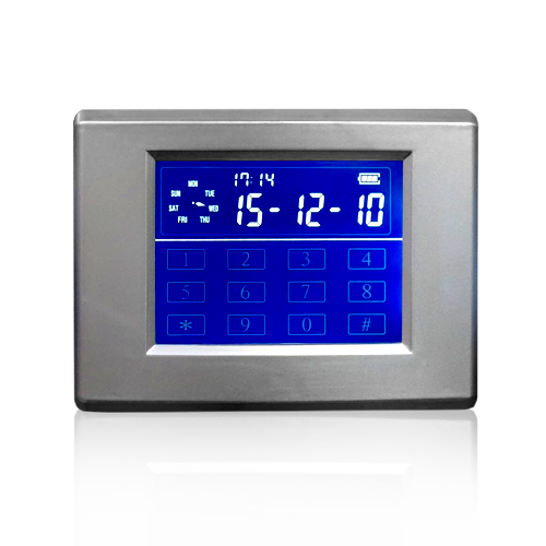 LCD Display Touch Lock