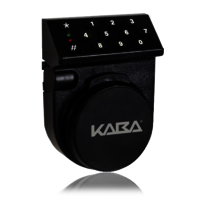 KABA - Self Powered Lock