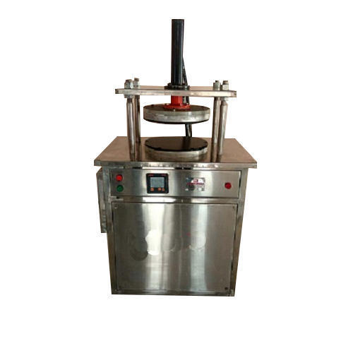 Hydraulic Chapati Machine