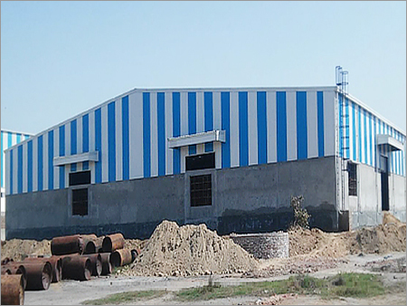Factory Building Shed