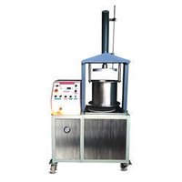 Hydraulic Chapati (Rolling & Making) Machine