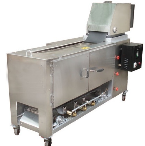 Fully Automated Rotary Model Chapati Making Machine