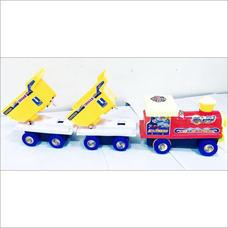 Plastic Toy Super Train