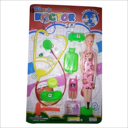 Plastic Doctor Set