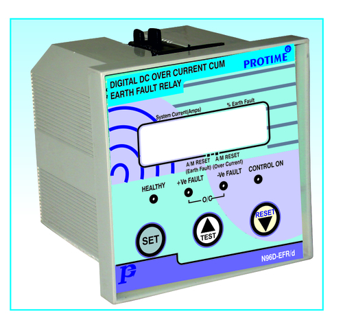 DC Earth Fault Relays