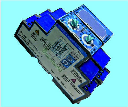 Insulation Monitoring Relays (DC Earth Leakage Rel
