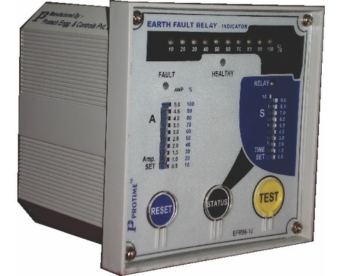 Earth Fault Relays, EFR96-1/i