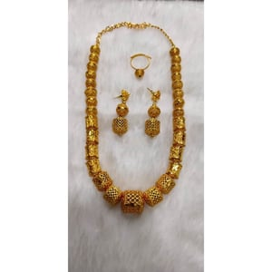 Partywear Galam Necklace full Set