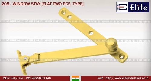 Window Stay Flat Two Pcs.Type