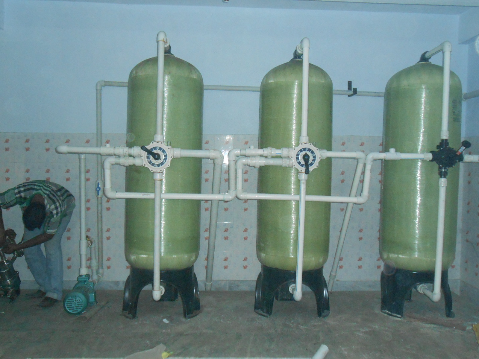 Water Iron Removal Filter
