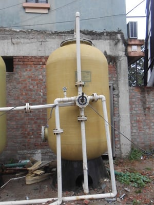 Commercial Fluoride Removal System