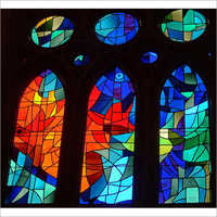 Colored Stain Glass