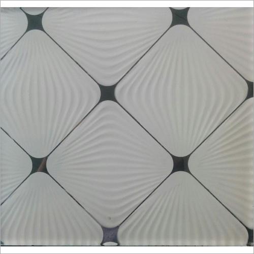 Imported White Decorative Glass