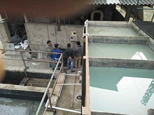 Eflluent Treatment Plant