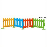 Outdoor Children Play Fence