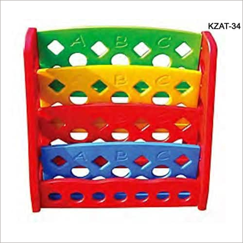 Book Shelf Activity Toy