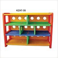 Activity Toys Rack