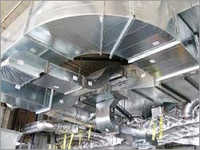 HVAC Industrial Ducting System