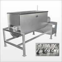 Farsan Mixing Machine