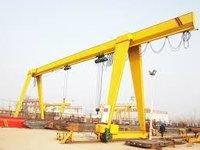 Gantry EOT Cranes