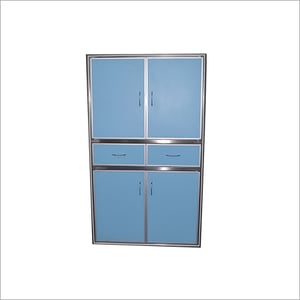 Embedded Stainless Steel Medical Cabinet