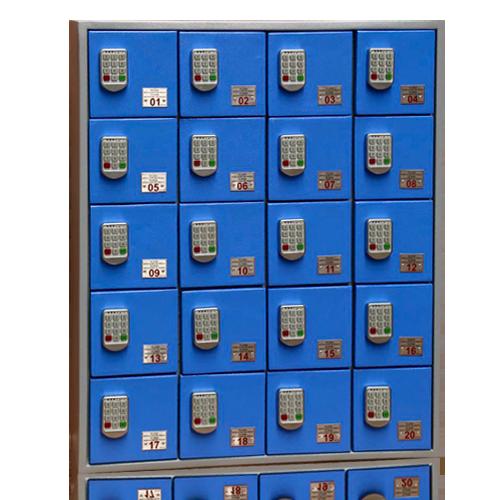 20 Lockers (P-12D)
