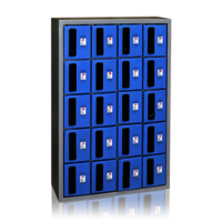 20 Lockers (K-5D)
