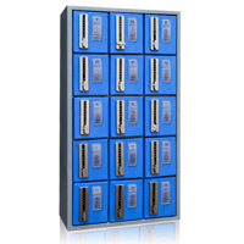 15 Lockers (K-5D)