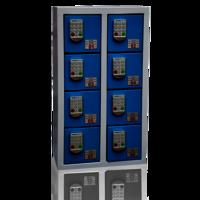 8 Lockers (P-12D)
