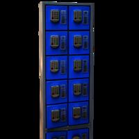 10 Lockers (P-12D)