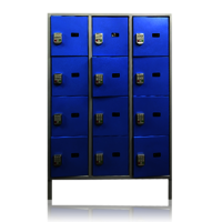 12 Lockers (P-12D)