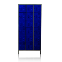 Staff Lockers Dual Tone (Padlock)