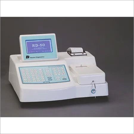 IVD RD 50 Semi Auto Analyzer