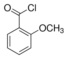 2 methoxy benzoyl chloride 97%