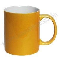 11oz Golden Mug