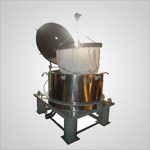 Four Point Bag Lifting Centrifuge