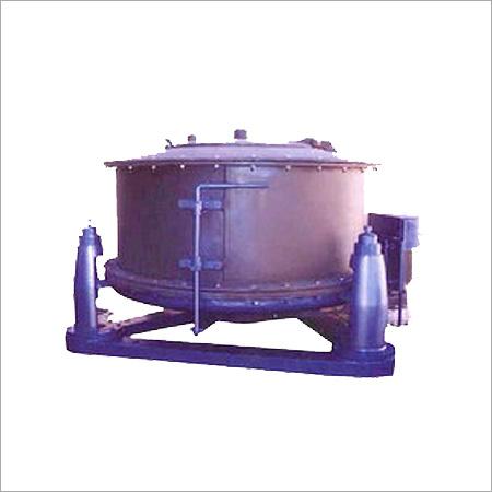 Manual Top Discharge Centrifuge Machine