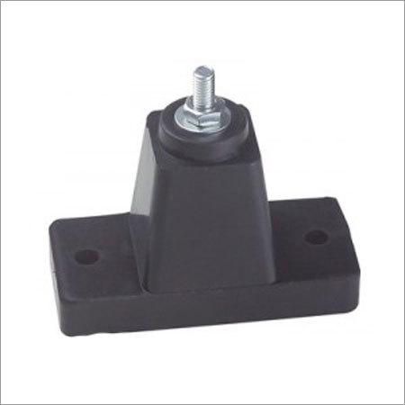 Black Automobile Anti Vibrating Pad