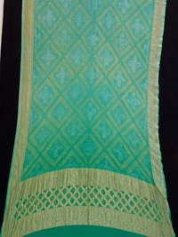 Handicraft Bandhej Dupatta