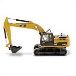 Mobile Hydraulic Excavator