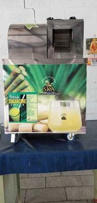 Electric Sugarcane Juice Machine