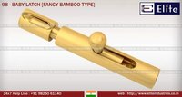 Baby Latch Fancy Bamboo Type