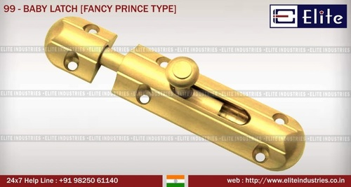 Baby Latch Fancy Prince Type