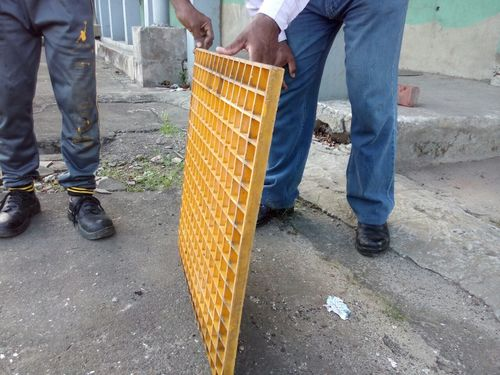 Industrial FRP Gratings