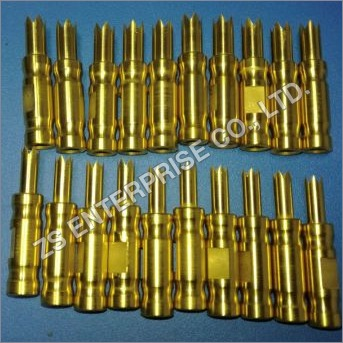 Serrated punch with Tin coating